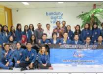 "BUSINESS VISIT GOES TO BANDUNG ""MAKE INNOVATION HAPPEN"""
